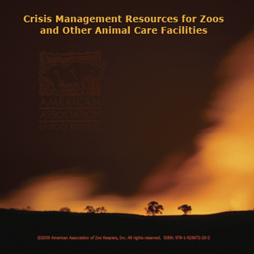AAZK Crisis Management CD