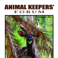 Special Issue of the Animal Keepers' Forum Dedicated to Ungulate Husbandry