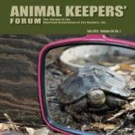 Special Chelonian Issue of the Animal Keepers' Forum